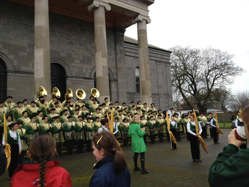 Band in Nenagh